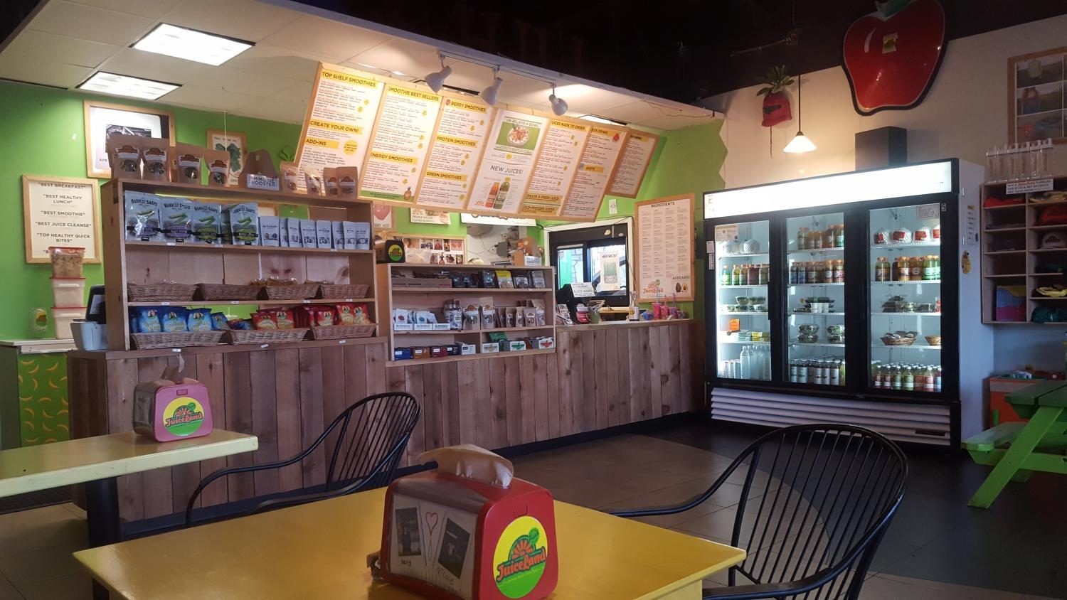 Juiceland Opens a New Location